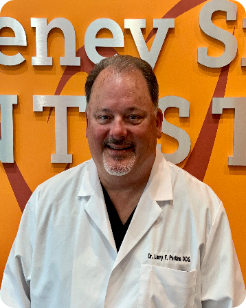 Dr. Larry Perkins